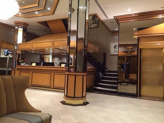 Hotel Metro: hall d'entrée