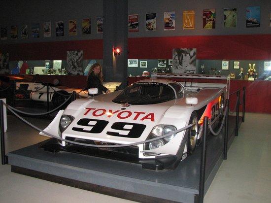 Museo Juan Manuel Fangio: Toyota