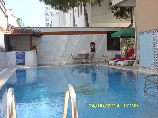 Nasa Flora Hotel : Бассейн