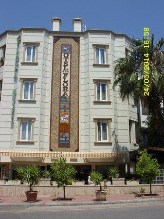 Nasa Flora Hotel : Отель