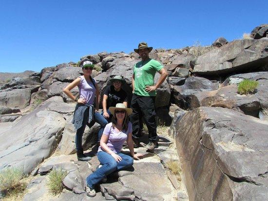Little Petroglyph Canyon: Family Fun!