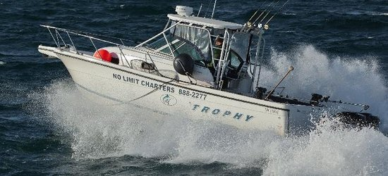No Limit Fishing Charters Inc.