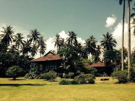 Shantaa Koh Kood: shaanta villen