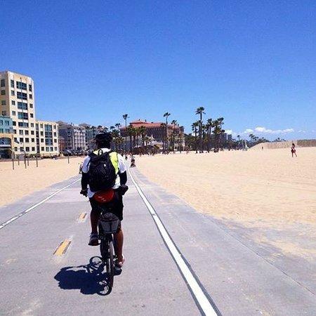 Bikes And Hikes LA : LA in a Day