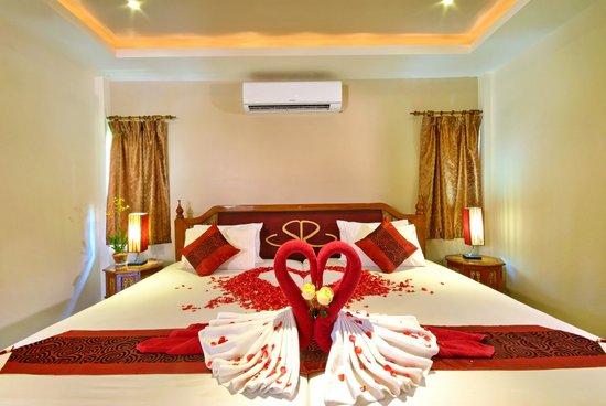 The Siam Residence Boutique Resort: Honeymoon villa
