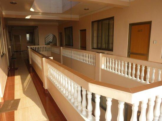 Hotel Nepalaya: 6th floor
