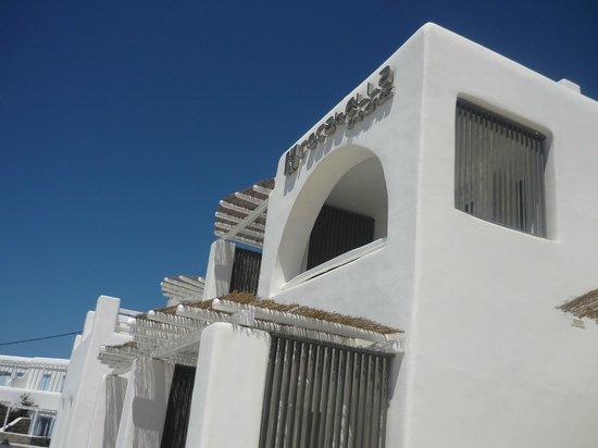 Rocabella Mykonos Hotel & SPA: Hotel