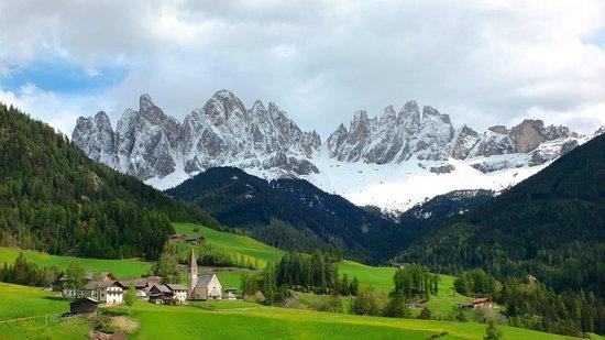 Chiesetta di San Giovanni: Gefunden - Aufnahmeort des Puzzlebildes von Ravensburg