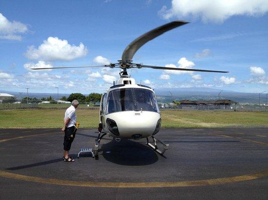 Safari Helicopter Tours: загружаемся