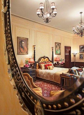Rambagh Palace: Maharani Suite - Grand Royal Suite