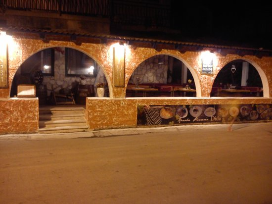 Slatine, Croacia: Konoba Dida
