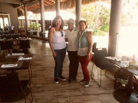 Paradisus Punta Cana: Restaurante