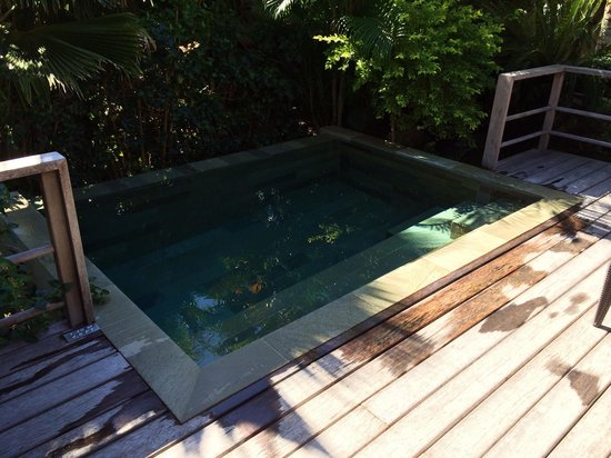 La piscine priv e du bungalow photo de intercontinental for Week end piscine privee