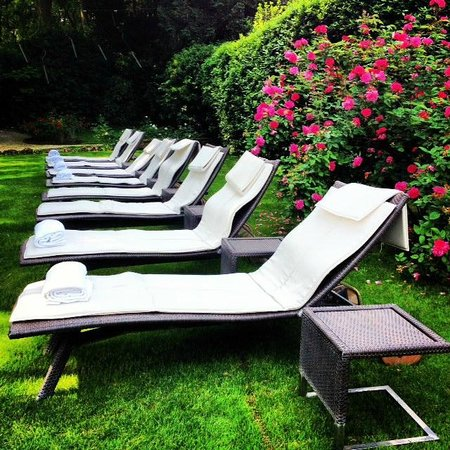 Boscolo Venezia, Autograph Collection: Quiet place to relax in the garden