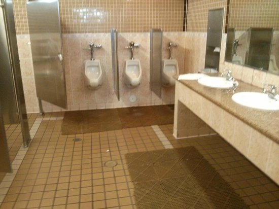 Filthy Shower Stalls Picture Of Candlestick Rv Park San