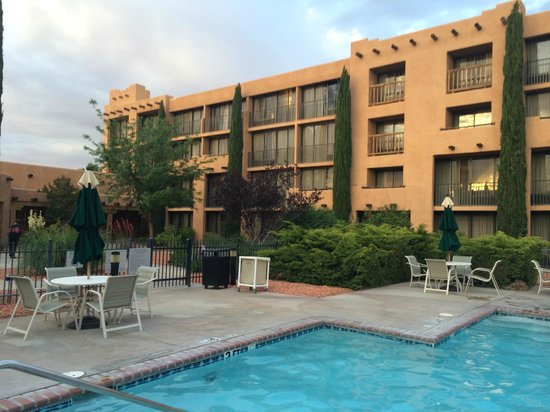 Courtyard Page at Lake Powell : espace détente