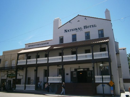 The National Hotel: Another Beautiful Day in California