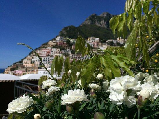 Villa Rosa : View of Positano
