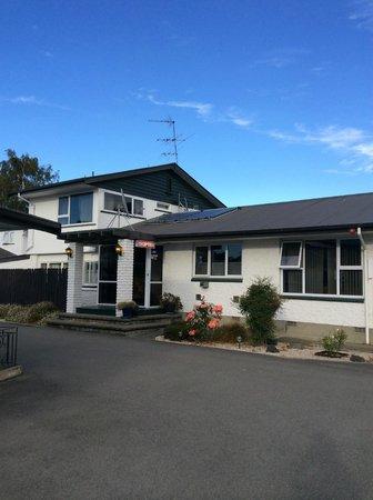 Belle Bonne Motel: reception