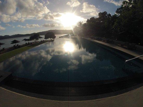 Qualia Resort: Sunrise at Pebble Beach