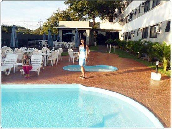 Iguassu Express Hotel: área esterno