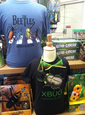 Louisville Zoo: Gift shop