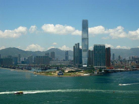 Ibis Hong Kong Central & Sheung Wan : 部屋からの景色2