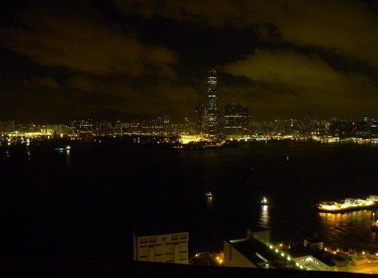 Ibis Hong Kong Central & Sheung Wan Hotel : 夜景3