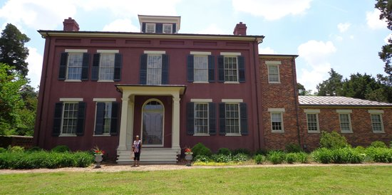 Chippokes Plantation State Park: Mansion
