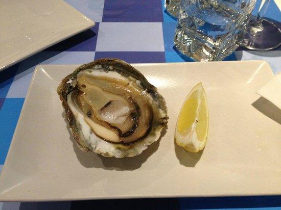Sa Clova Taverna: oyster