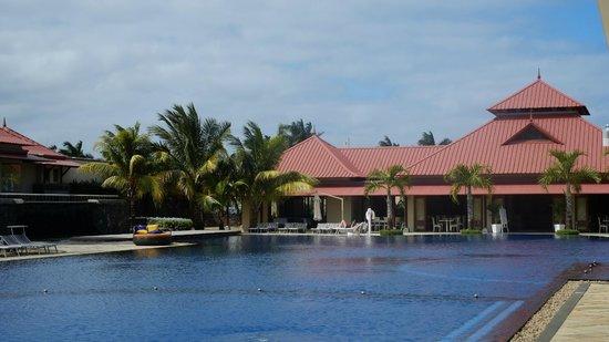 Tamassa Resort : main swimming pool