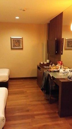 D Varee Diva Bally Silom, Bangkok: room entrance