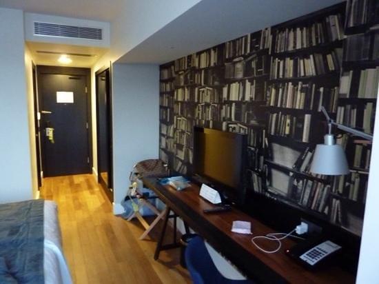 Holiday Inn Tbilisi: номер стандарт