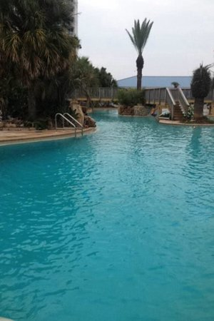 The Palms of Destin Resort and Conference Center: One view of the pool!!