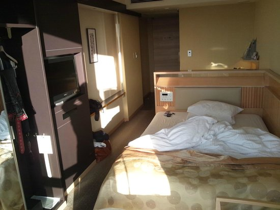 Asakusa View Hotel: room