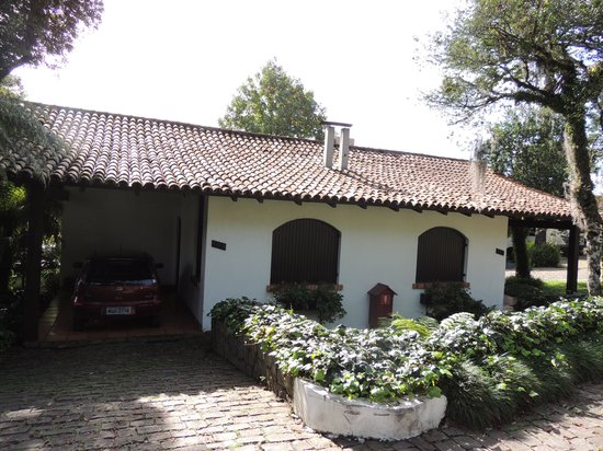 Vila Suzana Parque Hotel: Chalé