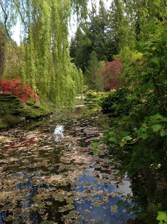 Wild BC Tours and Guiding: Butchart Gardens