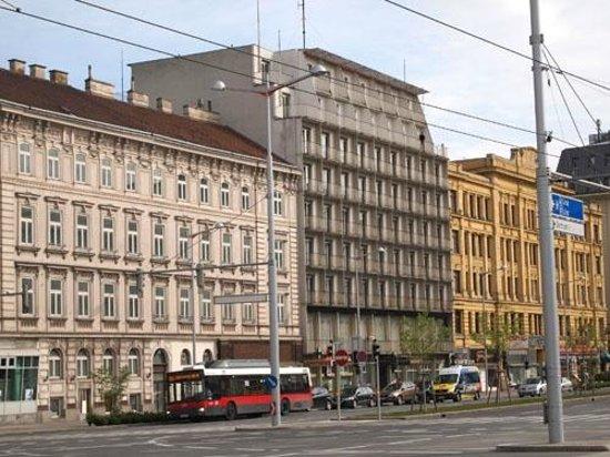 Hotel Prinz Eugen : 外観