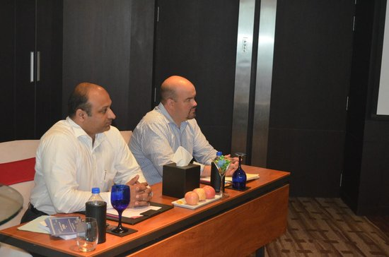 Crowne Plaza Kochi: meeting