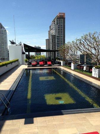 Furama Silom: 屋上のプール