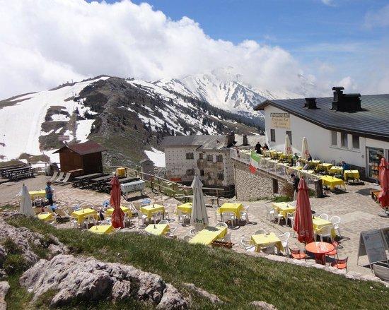 Monte Baldo: Fantastic views