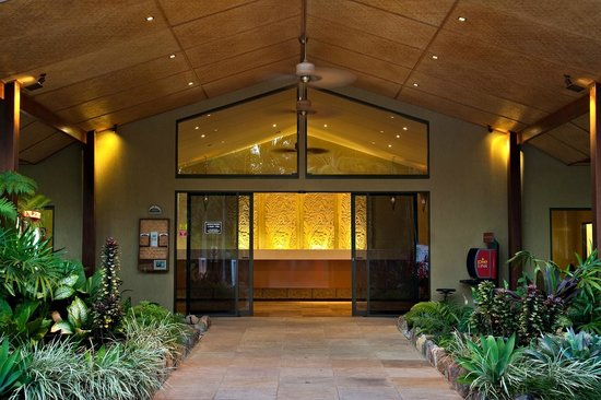 BIG4 Adventure Whitsunday Resort: Our warm reception area greets you on arrival