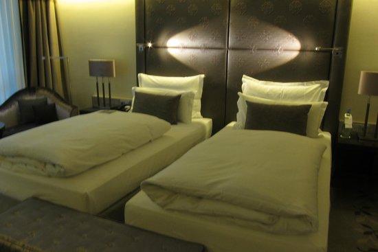 Pullman Hotel Munich: 広めのお部屋