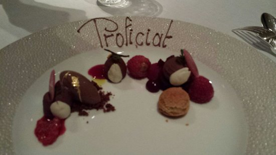 Hof van Cleve : Chocolate desert