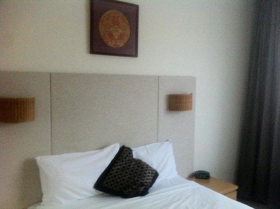 Golden Pebble Melbourne: Comfortable bed