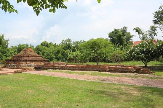Wiang Kum Kam: Wat That Khao