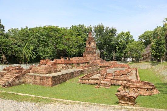 Wiang Kum Kam: Wat Pupia