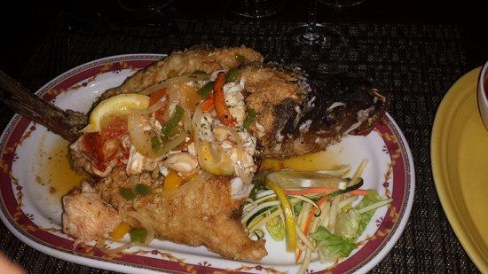 Restaurant Pasion por el Fogon: Total yum!!