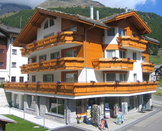 Feehof Garni, Hotels in Saas-Fee
