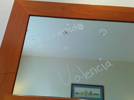 Tryp Valencia Oceanic Hotel: Detalle